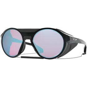 Oakley Clifden Sunglasses polished black/prizm snow sapphire